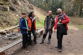 Archeologická expedice 8.4.2018