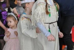 Dětský karneval 11.2.2018