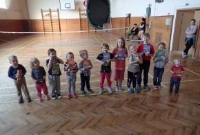 Cvičení předškolních dětí