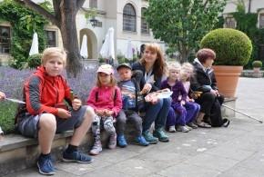 Vlkovské prázdniny - červenec 2017