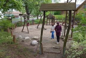 Brigáda na úklid vlkovské návsi 28.4.2019