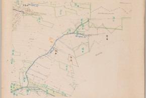 Vlkov v díle kartografů roku 1894