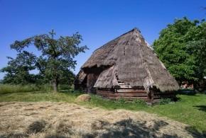 Polygonální stodola z 18. století