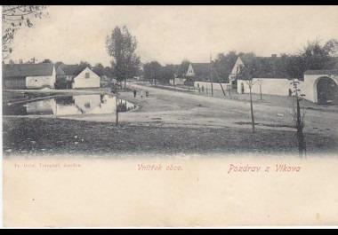 Historické fotografie Vlkova