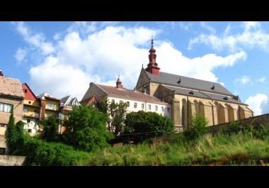 Chrám sv. Mikuláše v Jaroměři